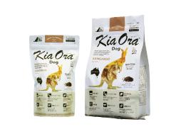 Kia Ora DOGフードに「レバーのレシピ」「ジビエのレシピ」新フレーバー発売開始しました。
